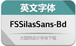 FS-SilasSans-Bold(英文字体)