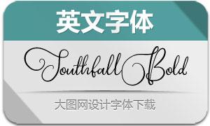 Southfall-Bold(英文字体)