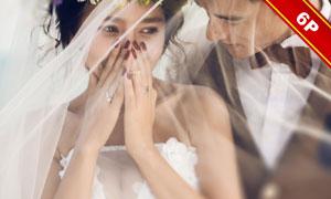 {在一起}婚纱模板
