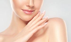 美容护肤美女人物写真摄影高清图片