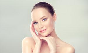 美容养颜主题美女模特摄影高清图片