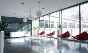 休息场所时尚造型家具摄影高清图片