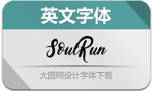SoulRun(英文字体)