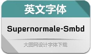 Supernormale-SemiBold(字体)
