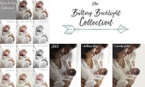 10款婴儿照片后期美化处理LR预设