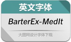 BarterExchange-MedIt(英文字体)