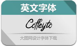 Coffeyto(英文字体)