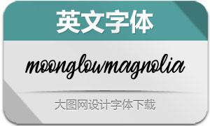 moonglowmagnolia(英文字体)
