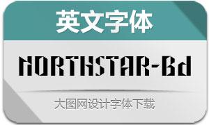 NORTHSTAR-Bold(英文字体)