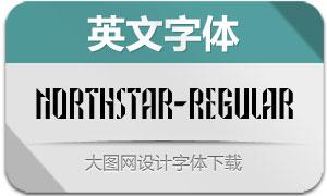 NORTHSTAR-Regular(英文字体)