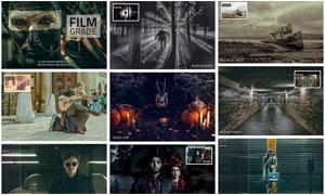 15款数码照片电影艺术效果LR预设