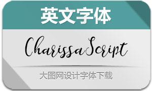 CharissaScript(英文字体)