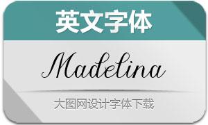 MadelinaScript(英文字体)