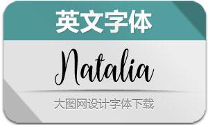 NataliaScript(英文字体)
