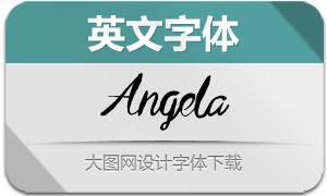 AngelasHope(英文字体)