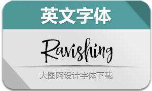 Ravishing(英文字体)