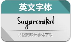 Sugar系列两款英文字体