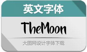 TheMoon(英文字体)