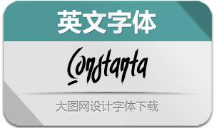Constanta(英文字体)