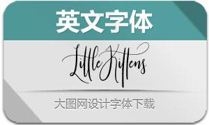 LittleKittens(英文字体)