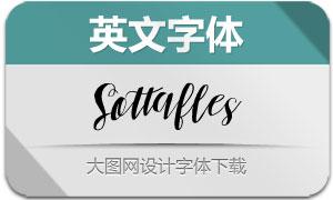Sottafles(英文字体)