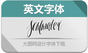 Soulmater(英文字体)