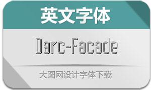Darc-Facade(英文字体)