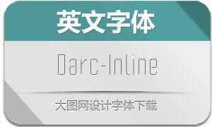 Darc-Inline(英文字体)