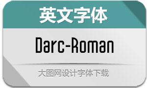 Darc-Roman(英文字体)