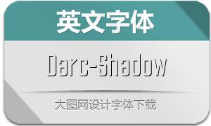 Darc-Shadow(英文字体)