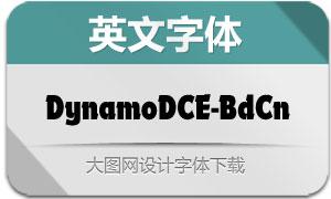 DynamoDCE-BoldCond(英文字体)