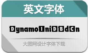 DynamoIniDBolCon(英文字体)