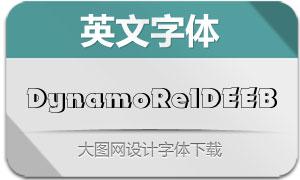 DynamoRe1DEEBol(英文字体)
