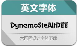DynamoSteAltDEEMed(英文字体)