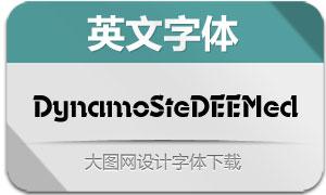 DynamoSteDEEMed(英文字体)