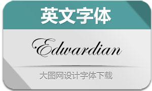 EdwardianScriptItcDOT-RgAl(字体)