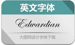 EdwardianScriptItcDOT-Rg(字体)