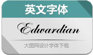 EdwardianScrITCBold(英文字体)