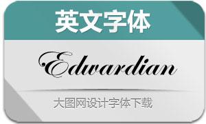 EdwardianScrITCBoldAlte(英文字体)