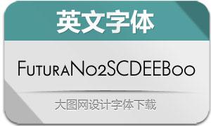 FuturaNo2SCDEEBoo(英文字体)