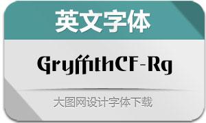 GryffithCF-Regular(英文字体)