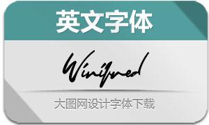 Winifred(英文字体)