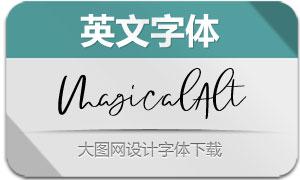 MagicalAlt(英文字体)