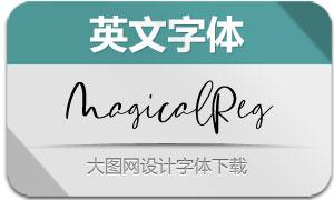 MagicalRegular(英文字体)