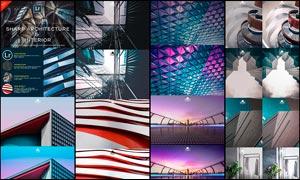 15款建筑物时尚质感色彩LR预设