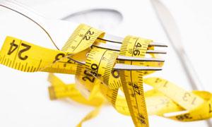 减肥瘦身控制饮食主题创意高清图片