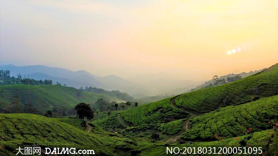 大图首页 高清图片 自然风景 > 素材信息          美丽的山水风景