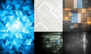 抽象背景创意设计矢量素材集合V11