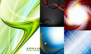 抽象背景创意设计矢量素材集合V30