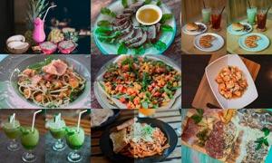 美食照片后期美化处理LR预设